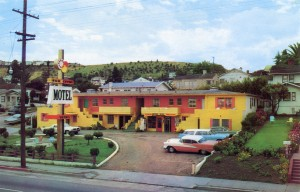 Sun Crest Motel, 9410 McArthur Blvd. on U. S. Hwy. 50, Oakland 5 California